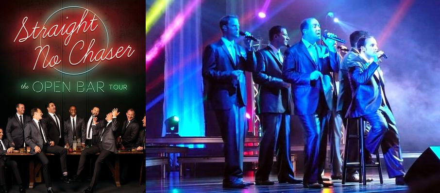 Straight No Chaser at Emens Auditorium