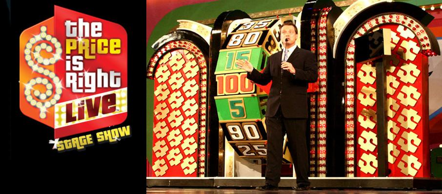 The Price Is Right - Live Stage Show at Emens Auditorium