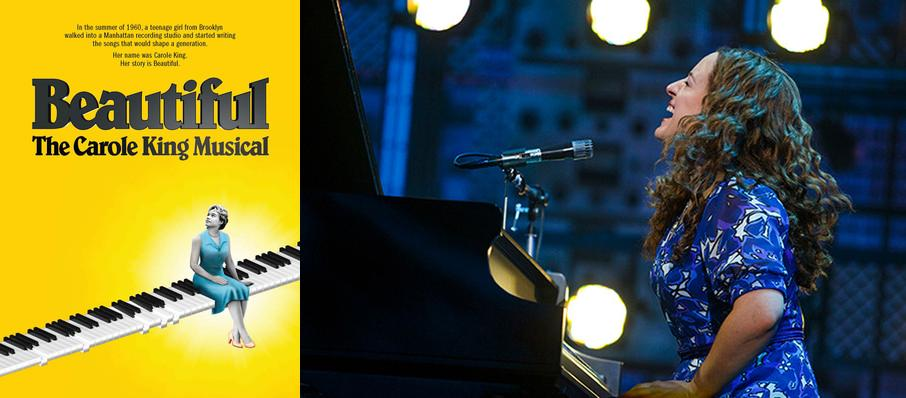 Beautiful: The Carole King Musical at Emens Auditorium