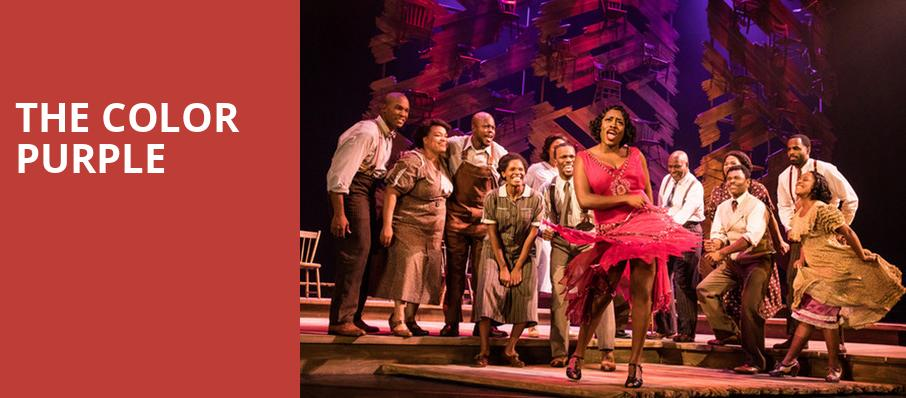 The Color Purple, Emens Auditorium, Muncie